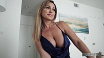 Download video bokep Hot Mom Aubrey Black Fucks Husband While Role P... 3gp terbaru