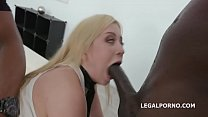 Double Anal Creampie And Dap With Anna Rey With Extra Facial - naughty matures thumbnail