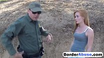 Redhead Vixen Alex Tanner Loves Bouncing On Har...