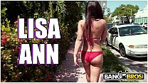 BANGBROS - Lisa Ann Is The Answer, Bang Bus Is ...'s Thumb