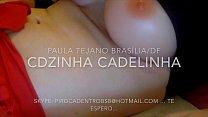 Fuck my ass harder - Paula CDzinha