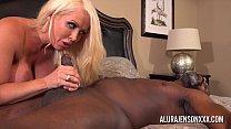 Image: Busty MILF Alura Jenson pounded by a big black cock