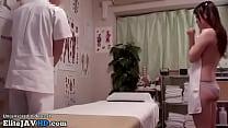 Japanese massage ends unexpectedly & shay evans footjob thumbnail