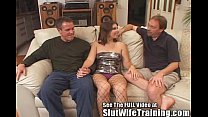 Dana Fulfills Her MFM Three Way Fantasy Slut Wi...