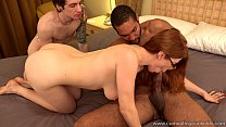Penny Pax fucks a BBC in front of her husband preview image