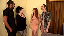 Penny Pax fucks a BBC in front of her husband thumb