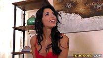 Latina Gina Valentina Fucks BBC - Cuckold Sessions
