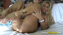 Ultimate sexy blond milf Ginger Todd big tits's Thumb