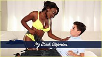 BANGBROS - Fucking Lessons For Juan El Caballo Loco With Black Stepmom Osa Lovely