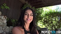Propertysex - Hot Latina Real Estate Agent Thanks Client With Sex