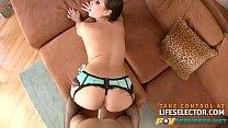 Karlee Grey - Big Boobed Brunette Loves Dick's Thumb