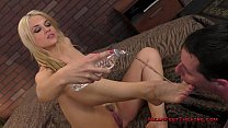 Sarah Vandella Foot Worship thumb