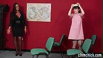 Uniformed brit teen jerks pornhub video
