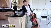 BANGBROS - Sexy Teen Gianna Dior Fucks Her Step... Thumbnail