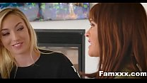 newhalf furry - Hot Milf Seduces Step Daughter To | Famxxx.Com thumbnail