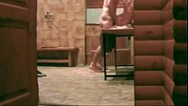 Russians in sauna a lot of hidden cams video