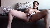 Mommy Taboo - Sniffing and Stuffing Panties - 9Club.Top