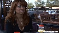 Ebony MILF Sienna West In a Meet-Up And Fuck Date thumbnail