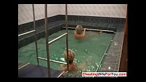 xxxi hd com: Russian mature women fucks in the pool thumbnail