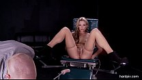 8637 Blonde Pussy Machine Fucked Anal And Facial preview