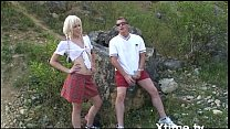 5501 Young sexy hiker lost in the country found and fucked preview