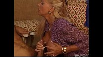 Mature blonde fucks her man - Free Porn Videos - YouPorn