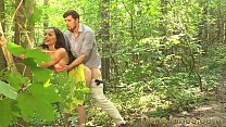 Dane Jones Blowjob and outdoor sex in a summer ... Thumbnail