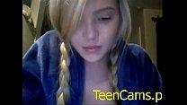 TeenCams.pw amateur blonde solo webcam