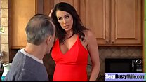 Hardcore Sex Scene With Busty Housewife (Reagan...