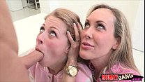 Zoey Monroe shared BF with Brandi Love after ma...