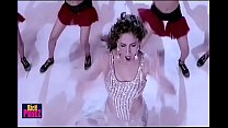 Madhuri Dixit Boobs  showing and Boobs Bouncing video