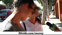 Gorgeous teens getting fucked for money 12 Vorschaubild