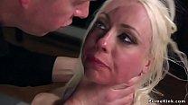 Husband anal fucks cheating wife bdsm