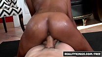 RealityKings - Round and Brown - Jmac Sierra Santos - Soap And Grope thumbnail