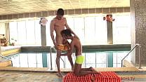 Huge dick Shane Barrett and Ricardo Luna from Hammerboys TV
