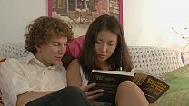 Young Couple Studying And Fucking!