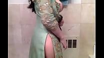 (Sarina valentina) • sexy girl reveals her body from salwar thumbnail
