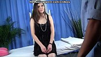 Girl with sexy curves fucked during massage thumbnail