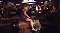 Babes Lose To The Bull - Oops Clip from www.unluckylady.com صورة