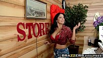 Hot And Mean -  Getting Licks on Route 66 scene starring Kiara Mia  Kristina Rose video