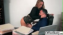 Busty Slut Office Girl (Nicole Aniston) Love Hardcore Sex video-20