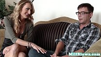 Cocksucking milf doggystyle fucked Preview