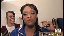 Ebony Babe Sucks Group Of White Guys 8 pornhub video
