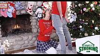 Brother Fucks Step Sister During Christmas Vorschaubild