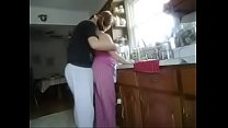 Sex in the kitchen--sexygirlslivebycam.com pornhub video