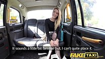 Fake Taxi Sexy Holland lady with short skirt an...