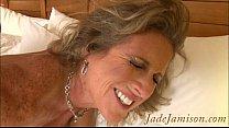 Interracial Jade Jamison Creampie