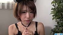 Seira Matsuoka Japan maid fucked in rough ways pornhub video