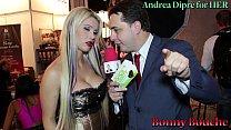 8998 Bonny Bouche gives a blowjob lesson for Andrea Diprè preview