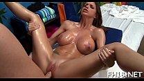 Sexy sex massage